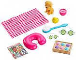 Кукла Барби с аксессуарами и щенком Barbie Spa Doll, Blonde, with Puppy Accessories, фото 3