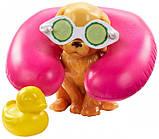 Кукла Барби с аксессуарами и щенком Barbie Spa Doll, Blonde, with Puppy Accessories, фото 4