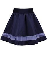 🌼 Школьная юбка для девочки 1228