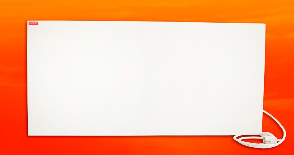 Экономичная инфракрасная панель-обогреватель Optilux-700НB