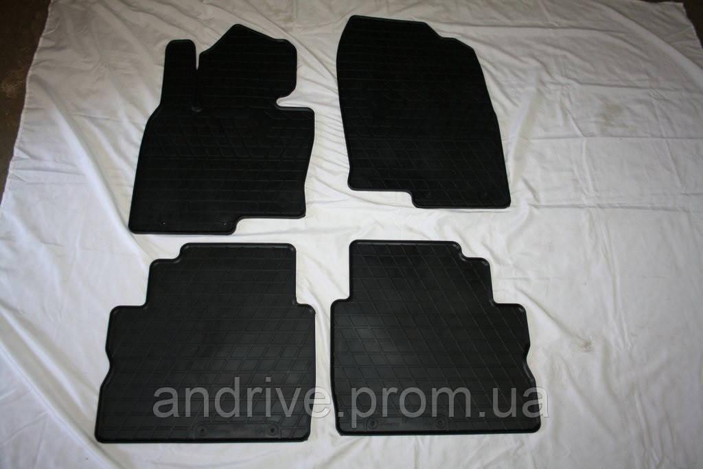 Резиновые коврики в салон Mazda CX-5 (2017+) Stingray