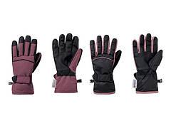 Перчатки лыжные для девочек 6.5 Crivitpro