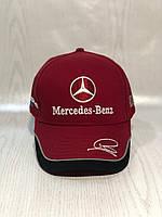Кепка/бейсболка чоловіча котонова -Mercedes-Benz