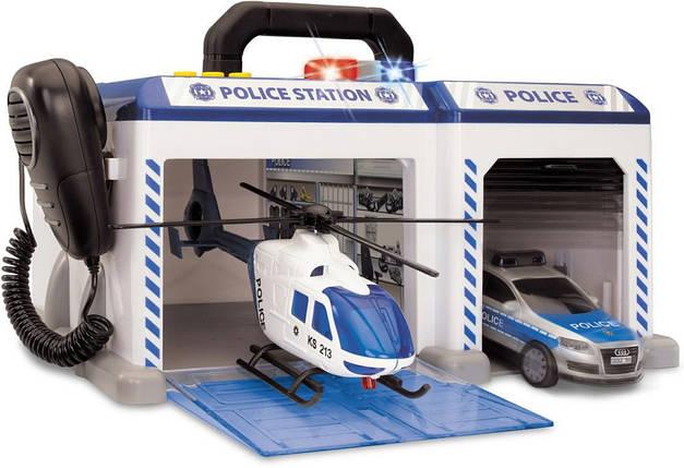Оригинал. Спасательная Станция Полиции Dickie 3716004P, фото 2