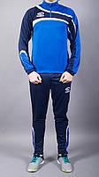 Спортивный Костюм (тренировочный) Europaw TR15 синий-темносиний
