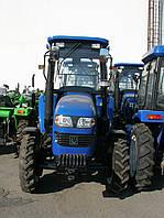 Трактор ДТЗ 504(4 цил., 50 л.с., гур, кабина с отоп.)