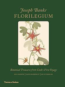 Книги про садівництві. Joseph Banks' Florilegium: Botanical Treasures from cook's First Voyage