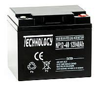 Аккумулятор Technology NP12-40