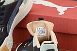 Кроссовки женские Puma Cali Sport в стиле пума кали Черные (Реплика ААА+), фото 5