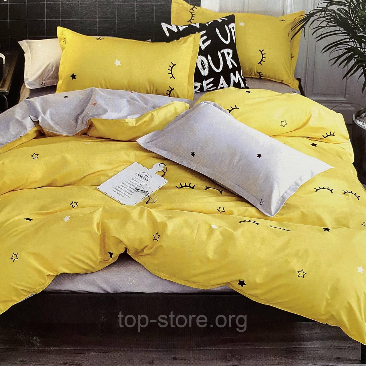 Постельное белье | Комплект постельного белья ( простыня на резинке) Двуспальный размер. Постільна білизна