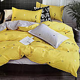 Постельное белье | Комплект постельного белья ( простыня на резинке) Двуспальный размер. Постільна білизна, фото 2
