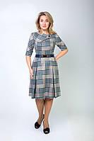 Женское платье в офисном стиле, 46 - 52