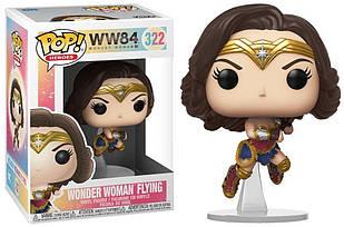 Фигурка Funko Pop Фанко Поп 1984 Чудо-женщина1984 Wonder Woman Flying10 см WW 84 322