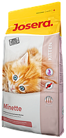Josera Minette сухой корм для котят, кормящих и беременных кошек 10кг