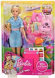 Набор Барби Путешествие Barbie Travel Set, фото 5