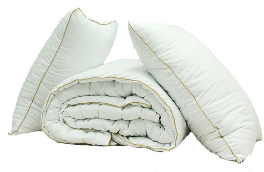 """Одеяло """"Eco-1"""" 2-спальное + 2 подушки 70х70"""