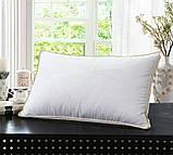 Подушка Белая с бортом 70х70, фото 5