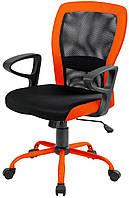 Офисное кресло LENO  Grey Orange Office4You