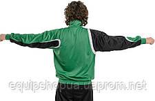 Спортивный Костюм (парадный) Europaw TeamLine зеленый, фото 3