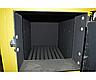 Промышленный котел на твердом топливе Kronas PROM 300 кВт с автоматикой функцией PID и вентилятором, фото 6