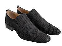 Туфлі Etor 5114-1  чорний, фото 1