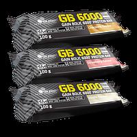 OLIMP Gain Bolic 6000 Protein bar 12 x 100 g