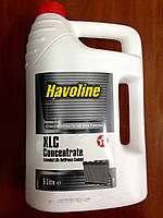 Антифриз  Havoline XLC Concentrate 5 л