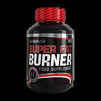 Жиросжигатель BioTech Super Fat Burner 120 tab
