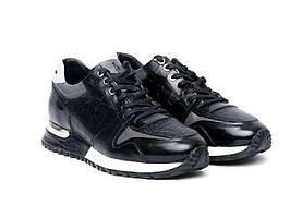 Кросівки Etor 806-001 чорні