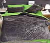 Комплект постельного белья Евро зима-лето Grafit, фото 2