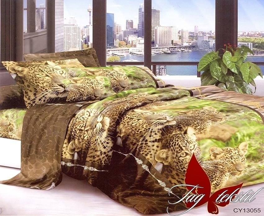 Комплект постельного белья полуторный CY13055