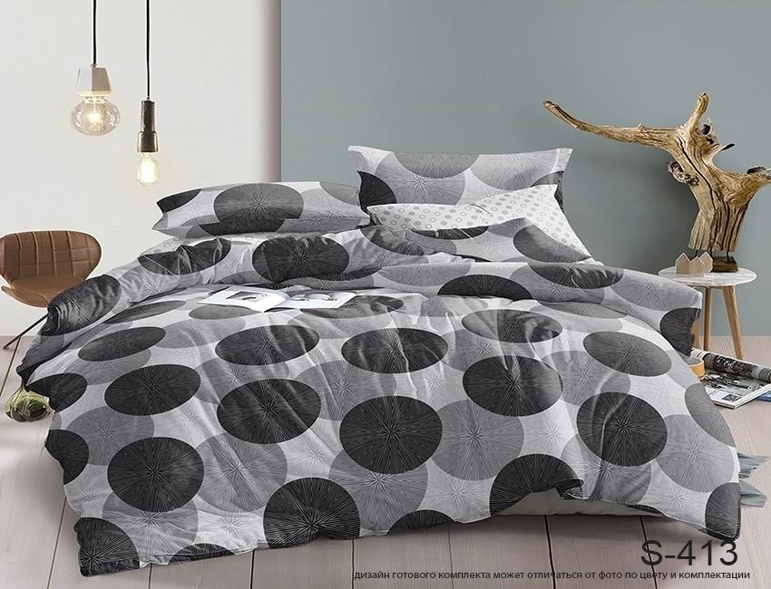 Комплект постельного белья двухспальный с компаньоном S413