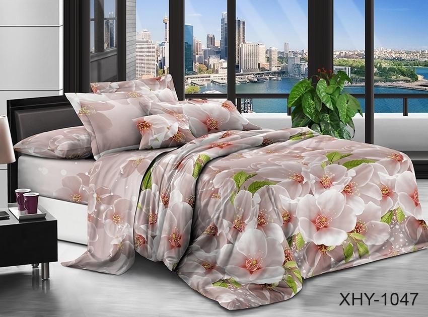 Комплект постельного белья Евро XHY1047