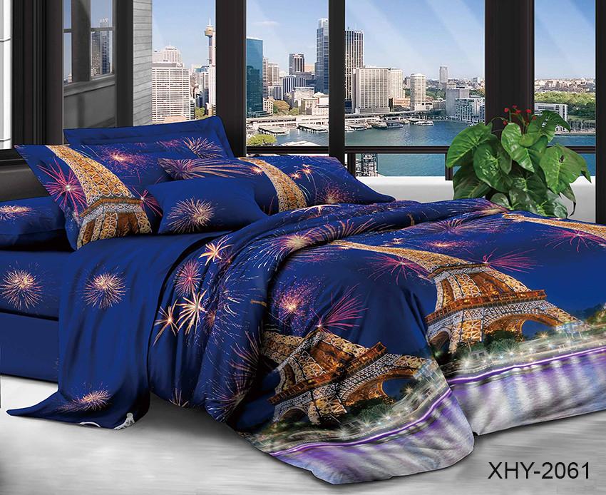Комплект постельного белья Евро XHY2061