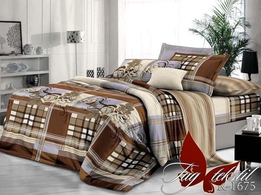 Комплект постельного белья Евро R1675