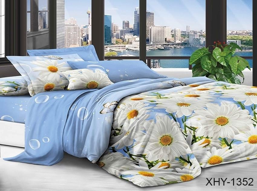 Комплект постельного белья семейный XHY1352