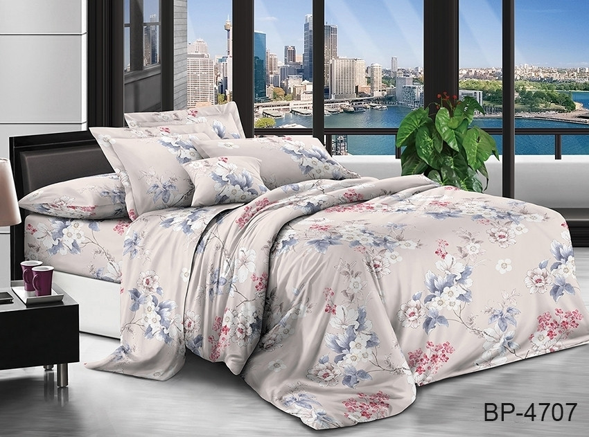 Комплект постельного белья семейный BP4707