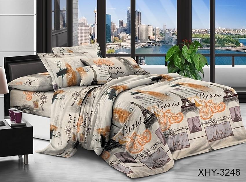 Комплект постельного белья семейный XHY3248