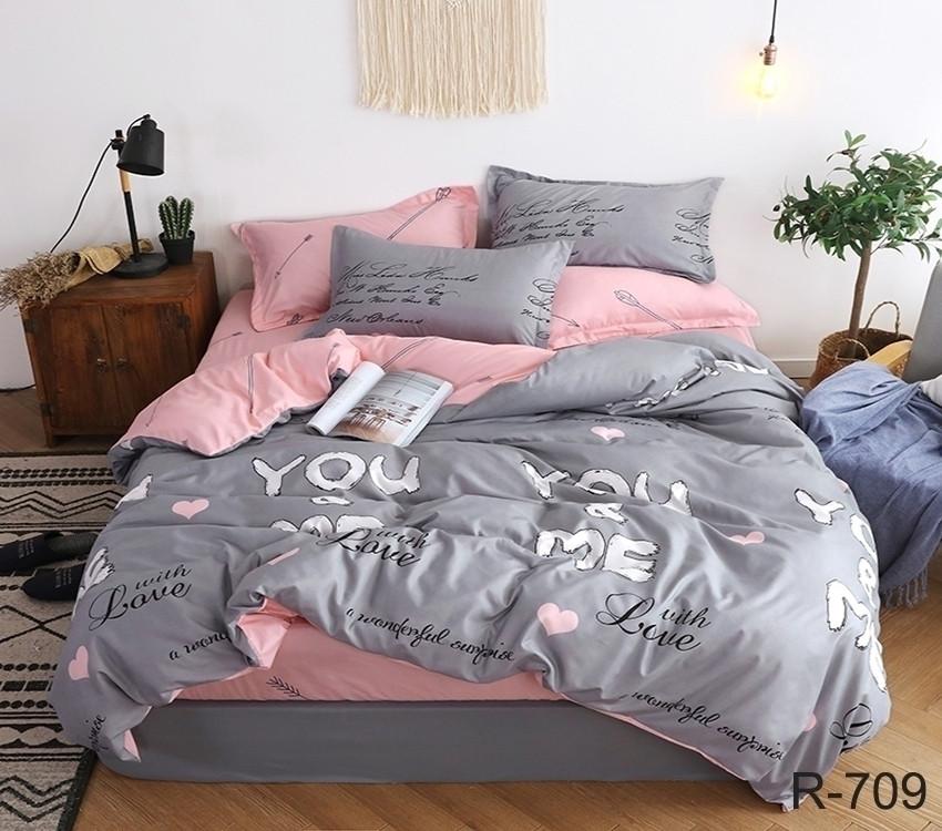 Комплект постельного белья семейный с компаньоном R709