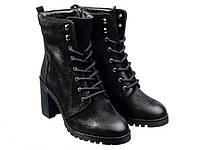 Черевики Etor 7156-09696-1 чорний, фото 1