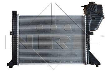 Радиатор, охлаждение двигателя MAN TGA