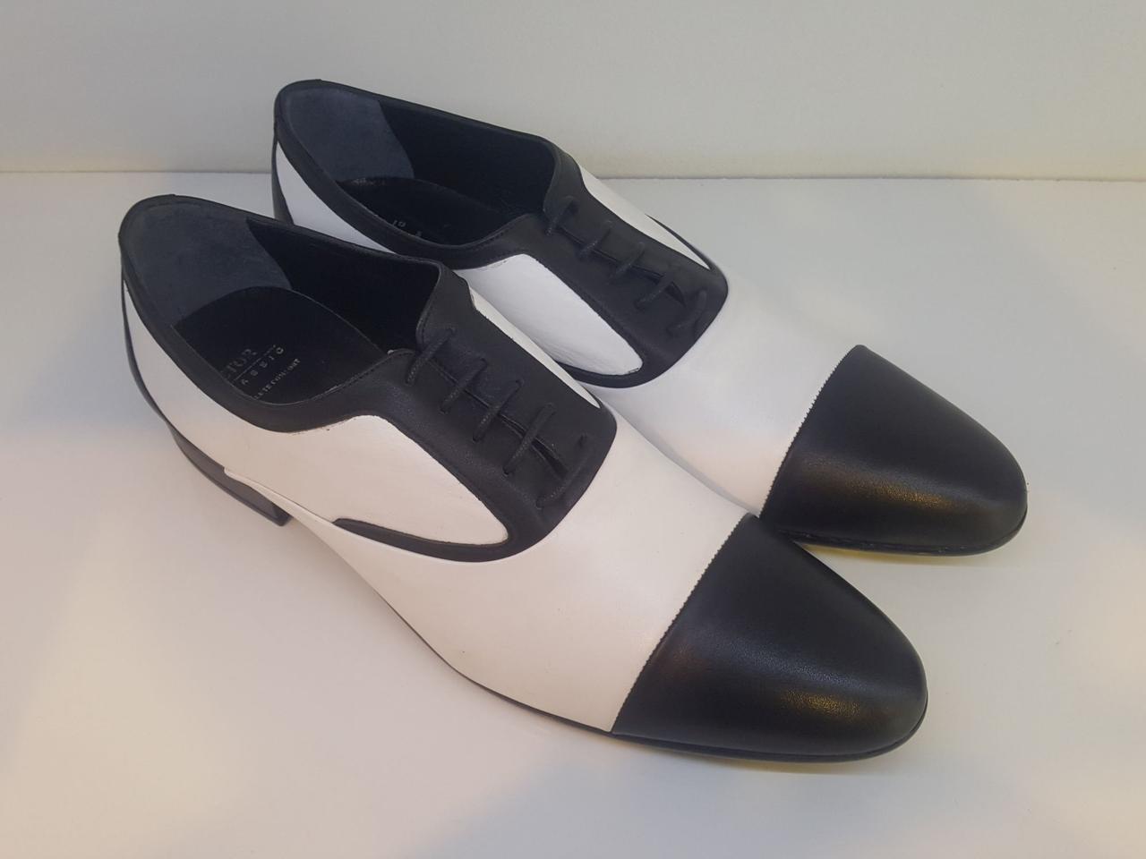 Туфлі Etor 9984-826 чорний