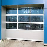 Панорамные ворота Alutech серия Alutherm, фото 3