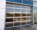 Панорамные ворота Alutech серия Alutherm, фото 9