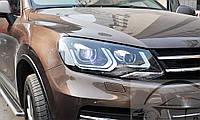 Передние фары для Volkswagen Touareg NF 2011+ (ver2)