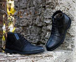 Черевики Etor 15926-318 чорний