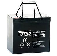 Аккумулятор Technology NP12-55