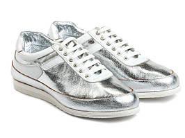 Кросівки Etor 5721-8044 сріблястий