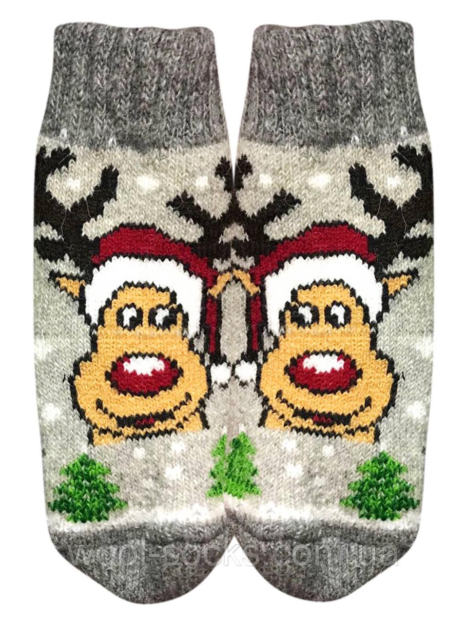 Шкарпетки вовняні дитячі