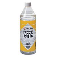 Уайт-Спирит 1050 растворительТиккурила (Lakkabensiini 1050 Tikkurila ) с легким запахом 1 л
